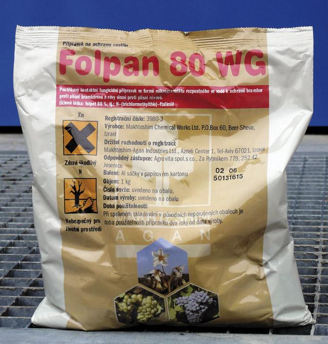 FOLPAN 80 WG
