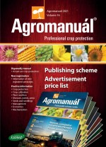AGROMANUÁL - Publishing scheme and Advertisement price list 2021