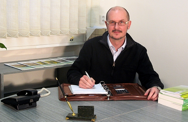 Ing. Petr Míša, Ph.D. - nový ředitel