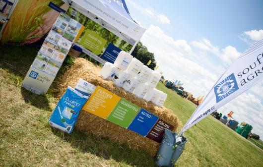 Produktové řady listových hnojiv apřípravků pro maximalizaci výnosu Soufflet Agro
